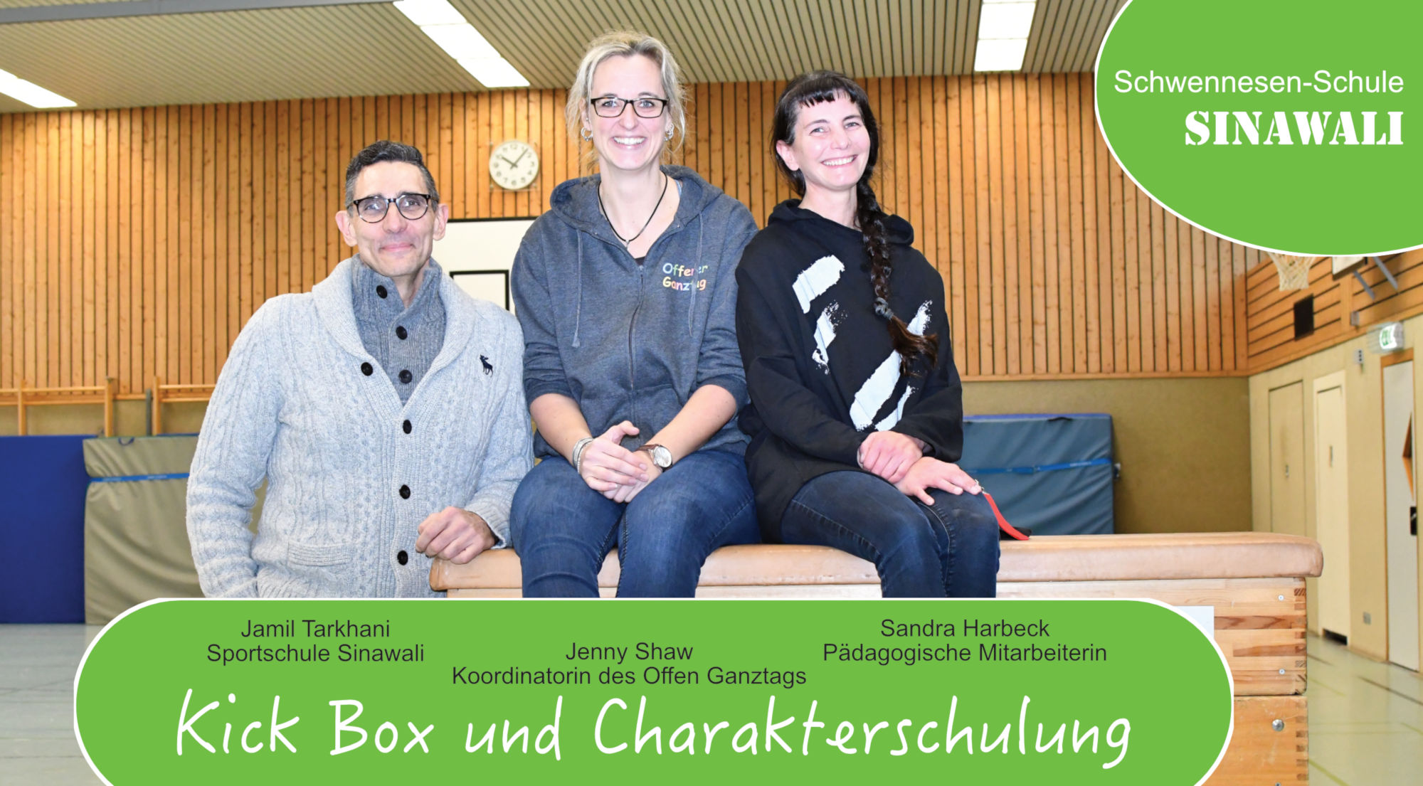 Schwennesen Kick Box Projekt Team